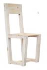 Židle (bez nátěru)