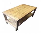Konferenční stolek z palet (bez nátěru)
