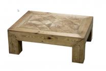 Paletový konferenční stolek (bez nátěru)