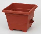 Hranatý samozavlažovací kv. Bergamot 50x50 cm T