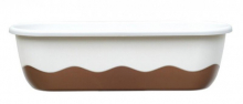 Samozavlažovací truhlík MARETA 60 cm