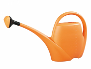 Zalévací konev Spring 4,5 L oranžová