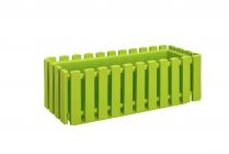 Truhlík FENCY 50 cm hráškově zelená