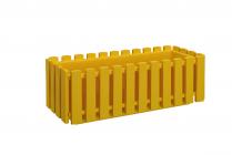 Truhlík FENCY 50 cm žlutá