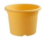 Květináč Narcis 19 cm žlutá