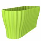 Truhlík Triola 38 cm sv. zelená