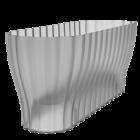 Truhlík Triola 38 cm kouř