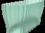 Truhlík Triola 38 cm sklo